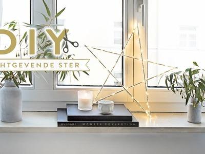 DIY Lichtgevende ster | Westwing stijltips
