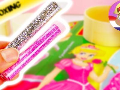 Zandschilderij maken van prinses | Coole DIY Set voor kinderen | Prinses ontwerpen met zand