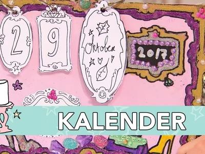 Jill - DIY: Kalender