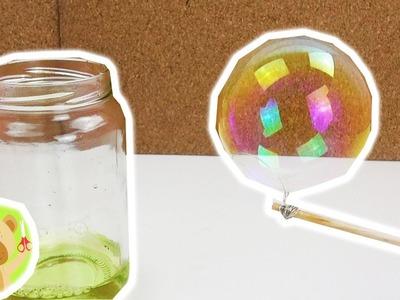 DIY Kids - Bellenblaas zelf maken deel 2 | Hoe goed werkt het na 24 uur?