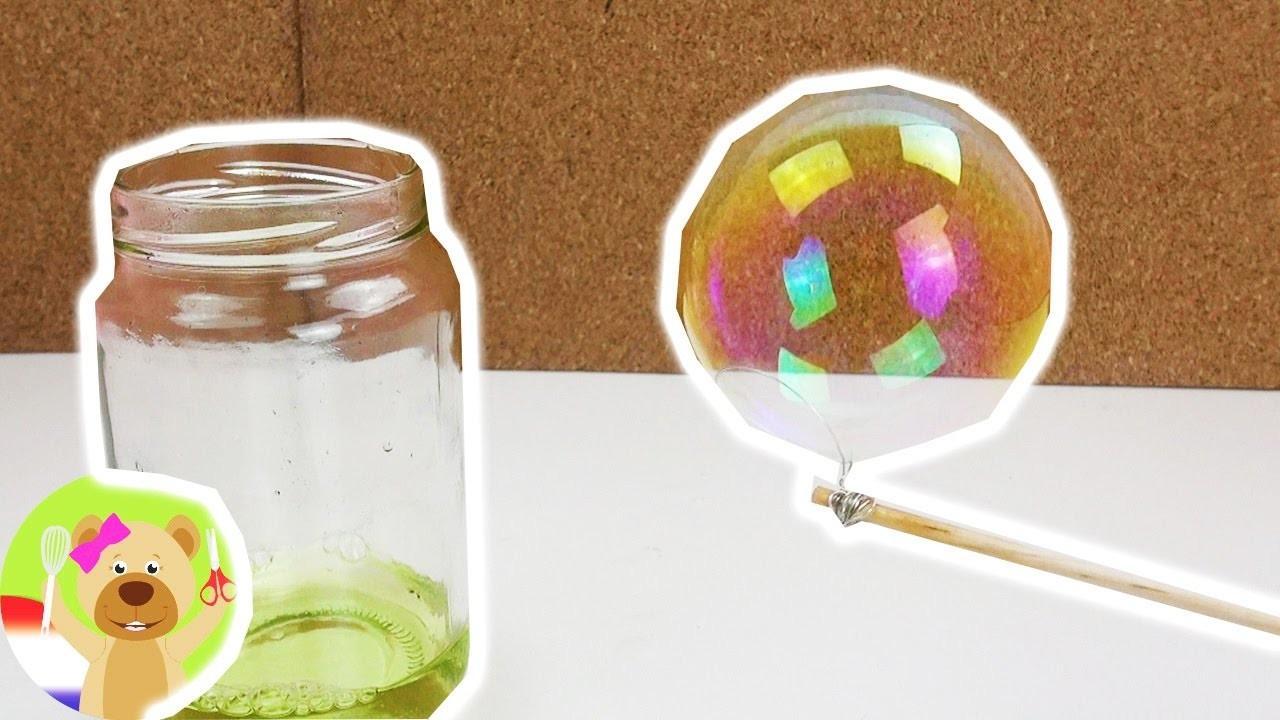 DIY Kids - Bellenblaas zelf maken deel 2   Hoe goed werkt het na 24 uur?
