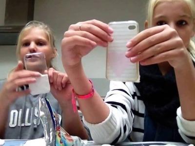 Diy video: hoesje maken van klei?|#01