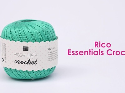 Rico Essentials Crochet