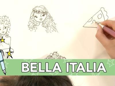 Jil - DIY: Teken Italië style