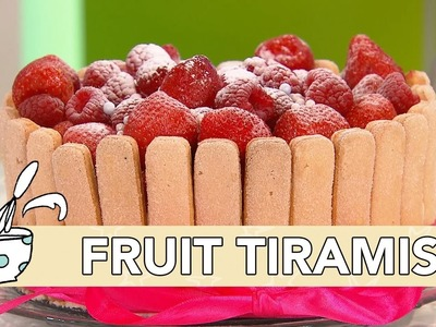 Jill - DIY: Fruit Tiramisu