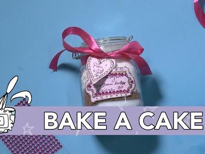 Jills Bonus DIY: Bake a Cake