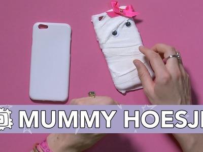 Jills bonus DIY: Mummy telefoonhoesje