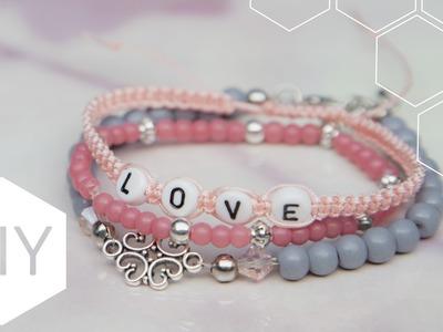 DIY sieraden maken met Kralenhoekje - Armbanden setje