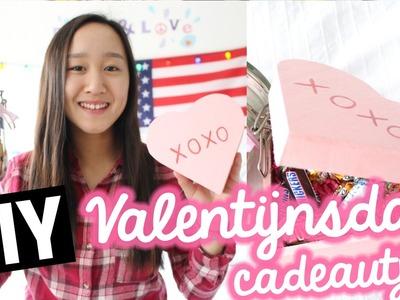 DIY Valentijnsdag cadeautjes 2017