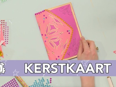 Jills Bonus DIY: Fashion Kerstkaart