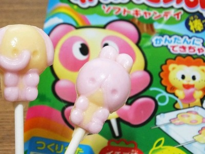 Hoe maak ik de DIY Waku Waku Soft Candy?