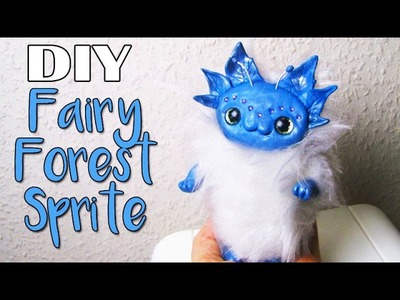 DIY Fairy Sprite Art Doll Tutorial