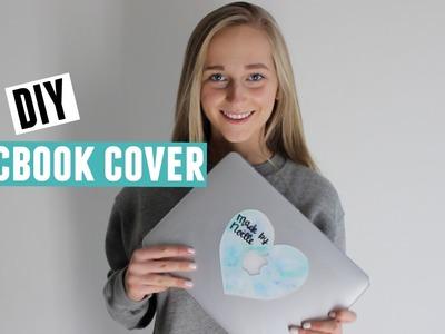 HOE MAAK JE EIGEN LAPTOP COVER ♥ DIY ♥ MADEBYNoelle