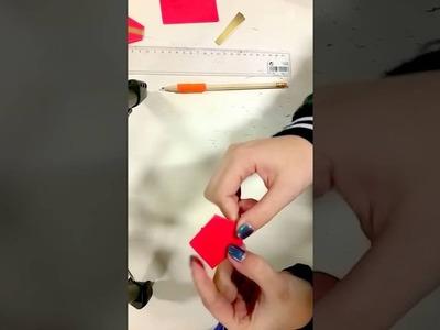 MissMarli86- DIY kleine mijtertje voor Sinterklaas