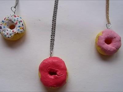 Diy, donut hanger