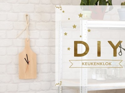 DIY Keukenklok | Westwing stijltips