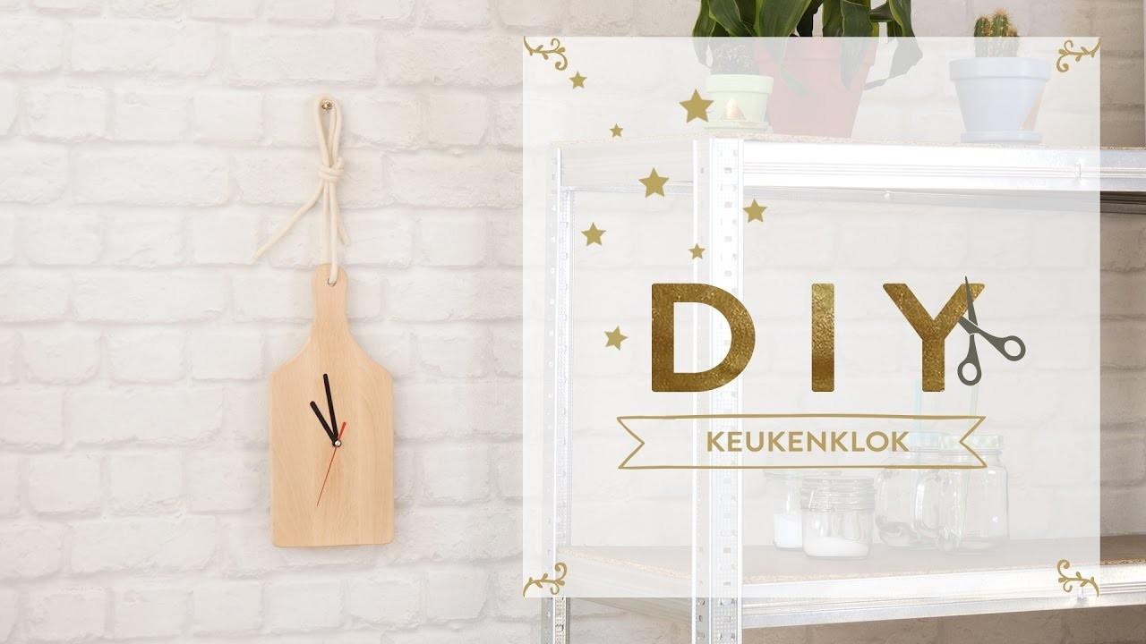 DIY Keukenklok   Westwing stijltips
