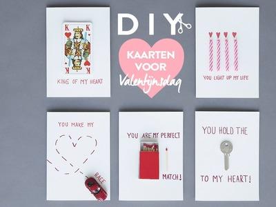 DIY Originele valentijnskaarten | Westwing stijltips