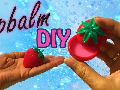 Lipgloss DIY - Mijn eigen lipbalm maken! ????????