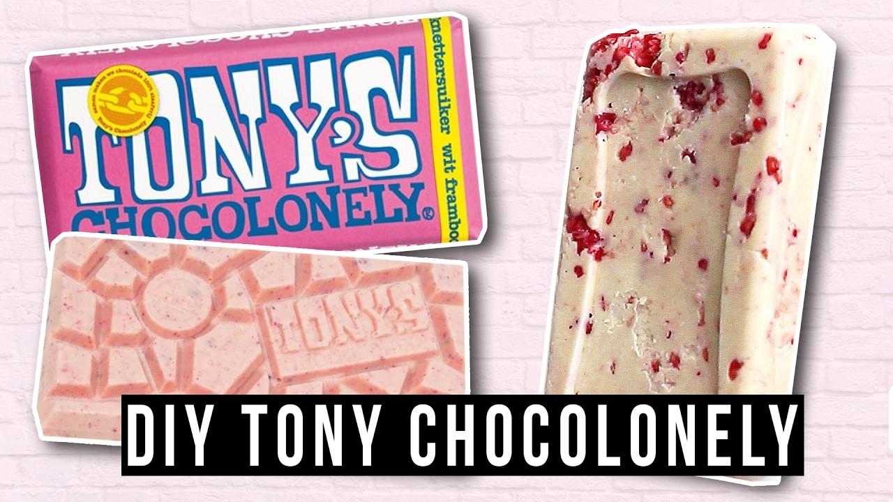 DIY Tony Chocolonely maken☆ SAAR