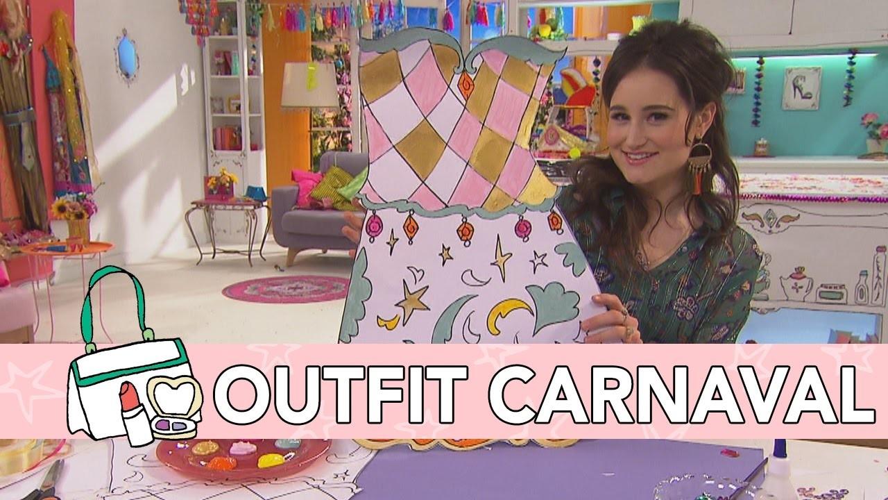 Jill DIY: Carnavalsoutfit
