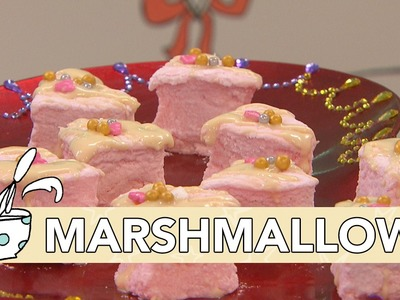 Jill DIY: Hartjes Marshmallows