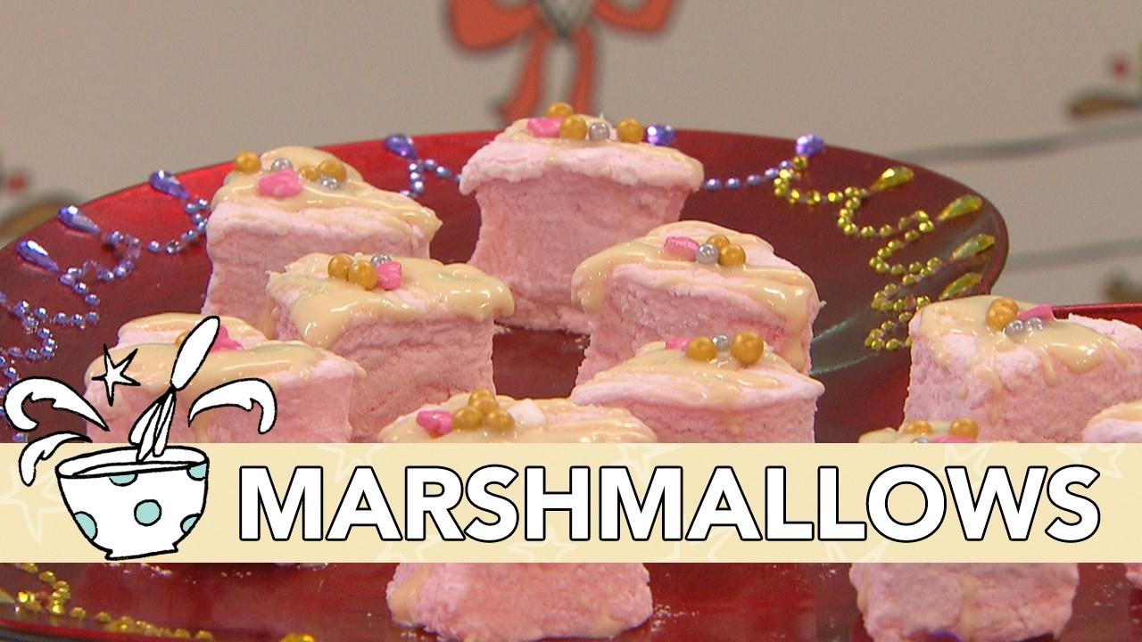 Jill DIY: Hartjes Marshmallows