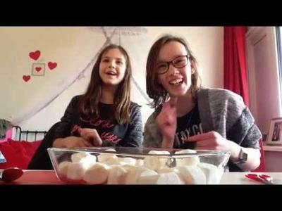 Eetbaar Nutella slijm maken #2
