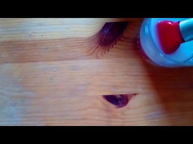 DIY: nagellak houder en sneeuwpot. pop !!!!!!!