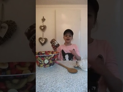 Eetbare slijm maken