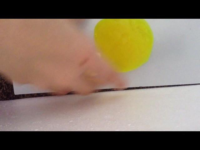 Geel slijm