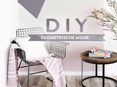 DIY Geometrische muur | Westwing stijltips