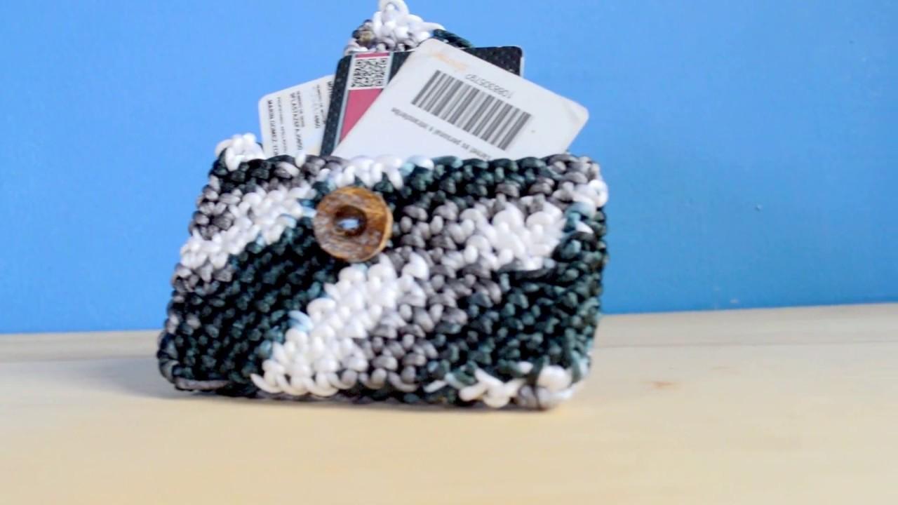 Monedero en Crochet. PLE