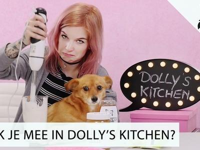 DIY HONDENSNACKS & Dolly is BANG voor de staafmixer?! - # Fikkie TV
