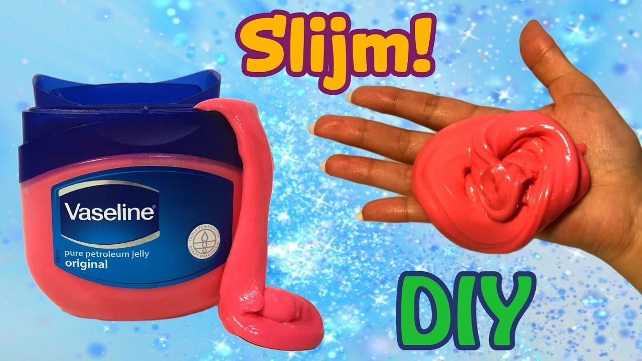 DIY Vaseline Slime - Hoe maak je slijm met Vaseline?