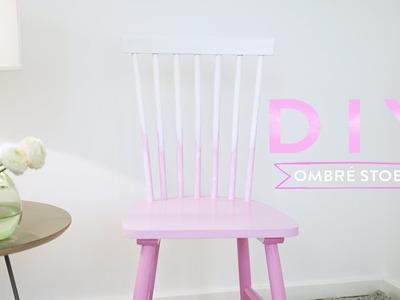 DIY Ombré stoel | Westwing stijltips