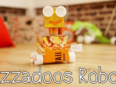 DIY: Pizza Robot