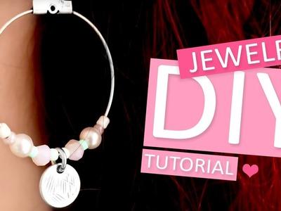 DIY TUTORIAL: Fashion Creolen van DQ metaal  – Zelf sieraden maken