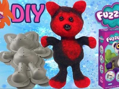 Fuzzeez husky DIY - Kan je de spullen hergebruiken en je eigen wol gebruiken?