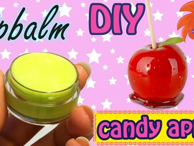 DIY lipbalm candyapple - HOW TO ???????? (Nederlands)