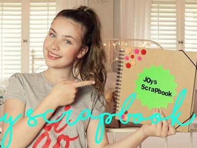 DIY Scrapbook!
