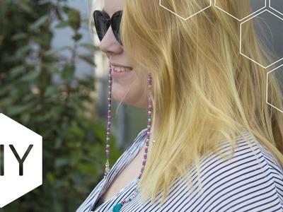 DIY sieraden maken met Kralenhoekje - Hip brillenkoord