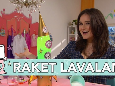 Jill - DIY: Raket Lavalamp